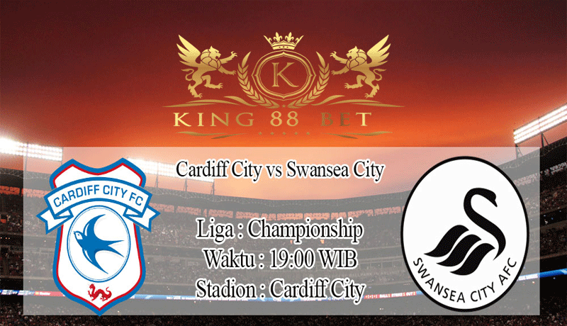 PREDIKSI CARDIFF CITY VS SWANSEA CITY 12 JANUARI 2020