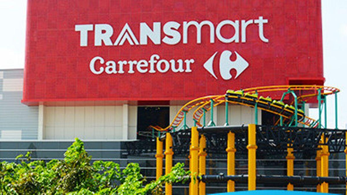 Transmart dan Hypermart Bersaing Rebut Konsumen Lewat E-commerce