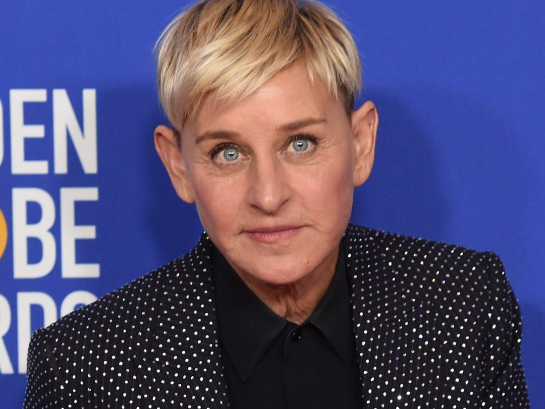 Ellen DeGeneres Minta Maaf soal Skandal di Acara Talk Show-nya