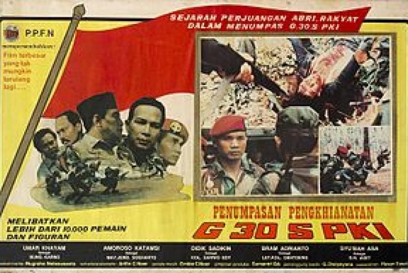 Film Pengkhianatan G30S/PKI Kini Bisa Ditonton di Vidio